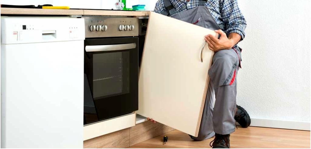 Keukenkastje vervangen