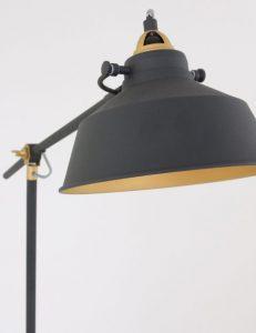 Lampenkap booglamp