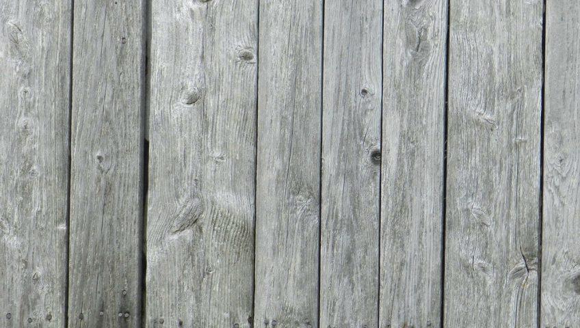 Vergrijzing van hout